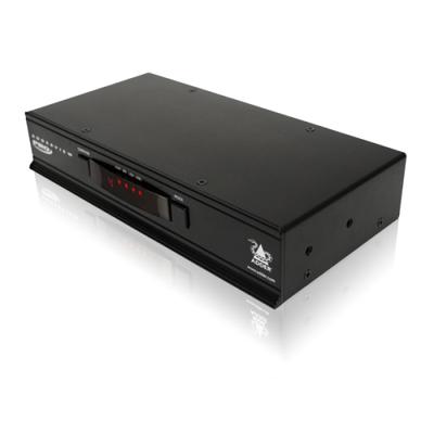 ADDER View 4 PRO DVI USB 4 Port & Audio with USB True Emulation Technology KVM switch
