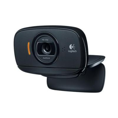 Logitech webcam: LGT-C525 - Zwart