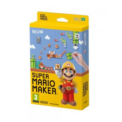 Nintendo game: Super Mario Maker Wii U DUT