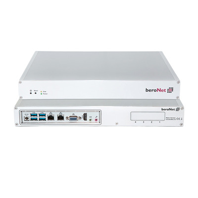 BeroNet BNTA22-2S02FXS-M Gateway