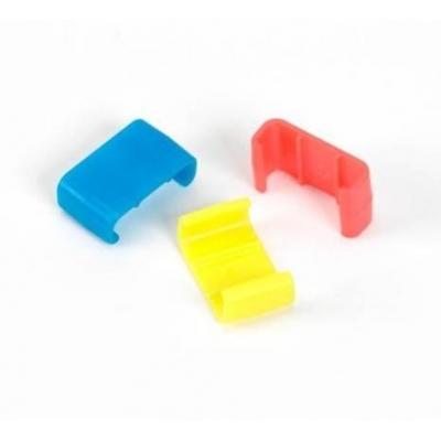 Sennheiser koptelefoon accessoire: FC 01 - Blauw, Rood, Geel