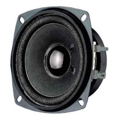 Visaton Speaker: VS-FR8/4 - Zwart