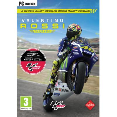 Namco bandai games game: Valentino Rossi, The Game  PC