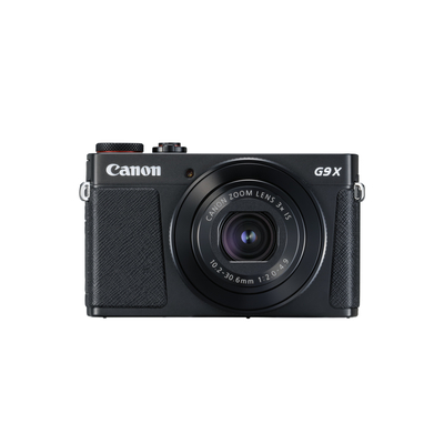 Canon PowerShot G9 X Mark II Digitale camera - Zwart