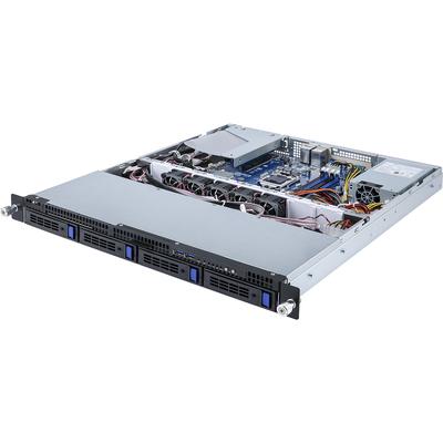 Gigabyte R121-X30 Server barebone - Zwart,Grijs