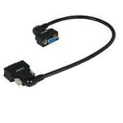 C2G VGA270 HD15 M/F Monitor Cable VGA kabel  - Zwart