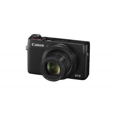 Canon digitale camera: PowerShot G7 X - Zwart