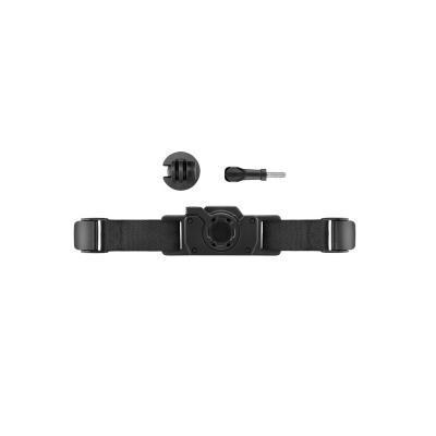 Garmin Vented Helmet Strap Mount (VIRB X/XE) Camera-ophangaccessoire - Zwart