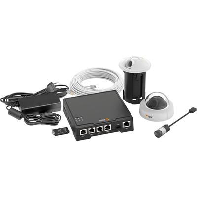 Axis F34 Video toezicht kit - Multi kleuren