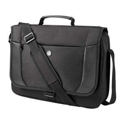 "Hp laptoptas: Essential Messenger, 17,3"" - Zwart"