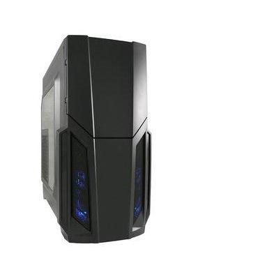 Lc-power behuizing: Gaming 982B, Redeemer, Midi-Tower, ATX Gaming, 4.06kg - Zwart
