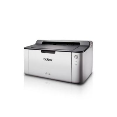 Brother laserprinter: Laserprinter 20 ppm - 1 MB - USB - Zwart, Wit