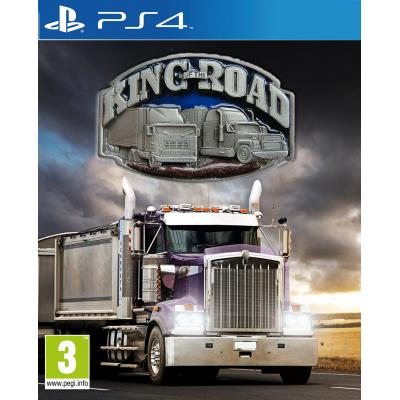 Uig entertainment game: Truck Simulator - King of the Road  PS4