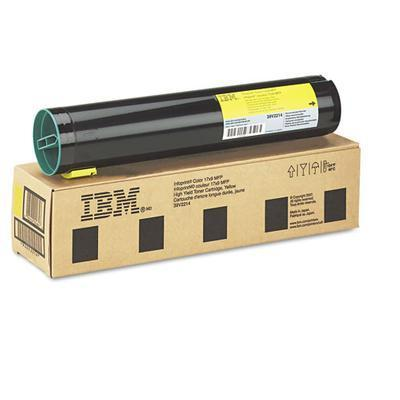 IBM Yellow Pages 22000 Toner - Geel