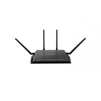 Netgear router: Nighthawk R7800 X4S | WiFi Router | AC2600 | 4 LAN | 1 WAN | Beamforming+ | QoS | MU-MIMO