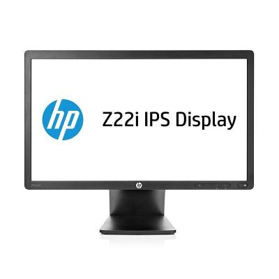 Hp monitor: Z22i - Zwart (Approved Selection Budget Refurbished)