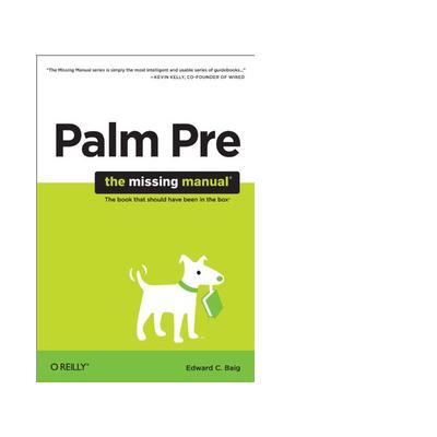 Pogue press boek: Palm Pre: The Missing Manual - eBook (PDF)