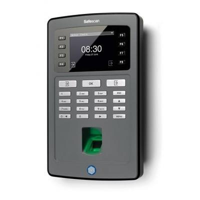 Safescan toegangscontrole-lezer: TA-8035 - Zwart