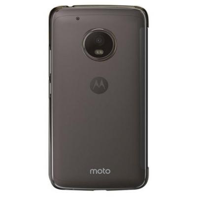 Lenovo mobile phone case: Silicone Back Cover for Moto G5 Plus - Grijs