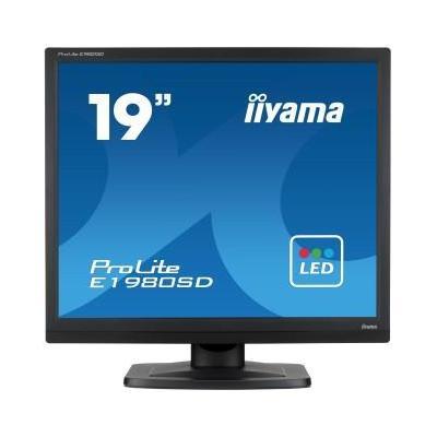 "Iiyama ProLite B1980SD-B1 19"" SXGA TN - Business Monitor - Zwart"