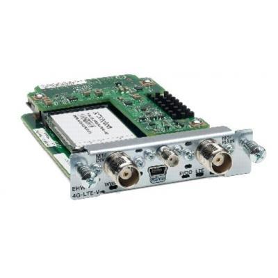 Cisco UMTS: 4G LTE WWAN EHWIC - Verizon