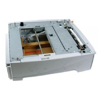 HP 500-sheet paper feeder and tray/cassette - This is the assembly frame and tray that the printer sits on top of .....