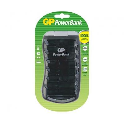 GP Batteries PowerBank GP PB19 oplader - Zwart
