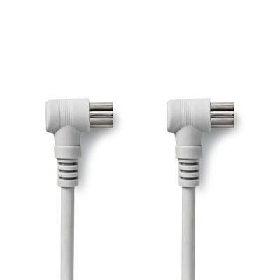 Nedis CSGP40100WT15 Coax kabel - Wit