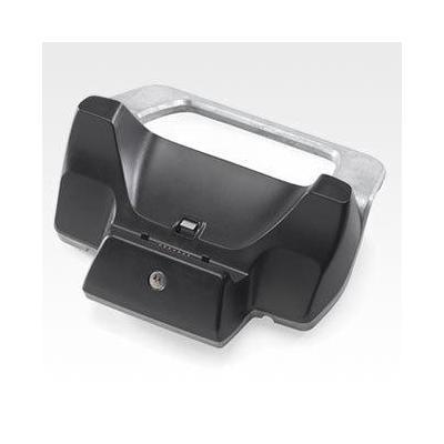 Zebra Single-Slot USB/Charge Desktop Cradle for ET1 Houder - Zwart