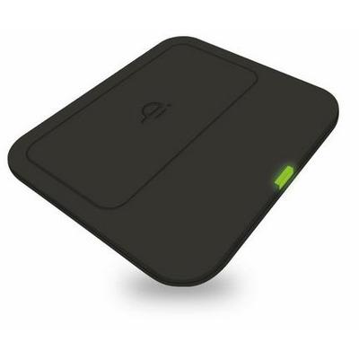 ZENS Wireless Single Charger Oplader - Zwart