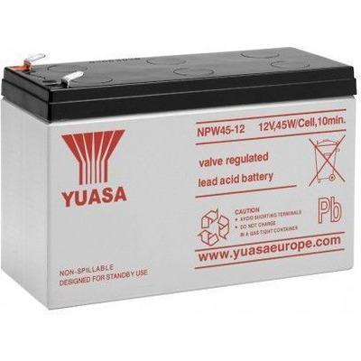 CoreParts MBXLDAD-BA018 UPS batterij - Zwart,Zilver