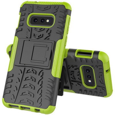 CoreParts MOBX-COVER-S10E-SM-G970-GR Mobile phone case - Groen