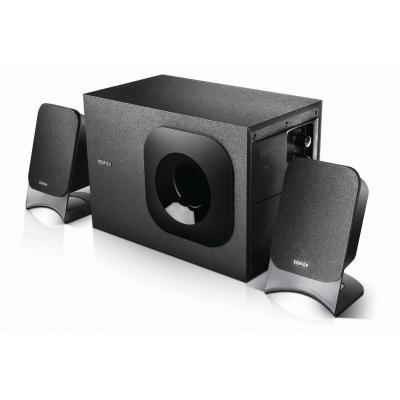 Edifier luidspreker set: M1370 black Speaker 27W - Zwart