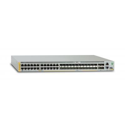 Allied Telesis AT-x930-28GSTX Switch - Grijs