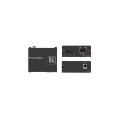 Kramer Electronics PT-580T AV extender - Zwart