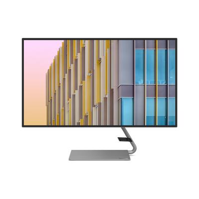 Lenovo Q27h-10 Monitor - Grijs