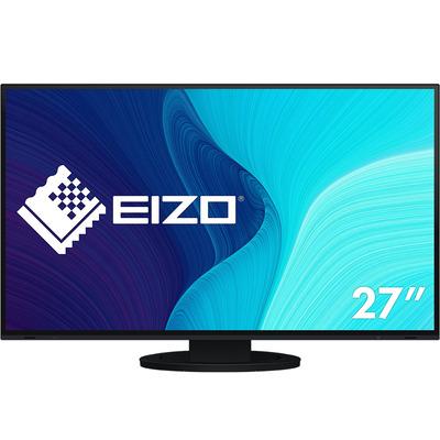 "EIZO FlexScan 27"" IPS QHD Monitor - Zwart"