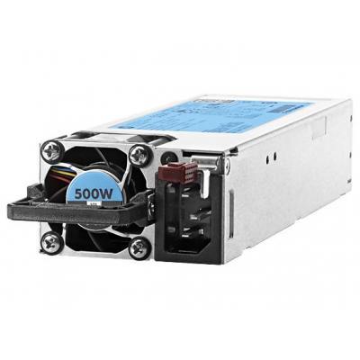 Hewlett packard enterprise power supply unit: 500W Flex Slot Platinum