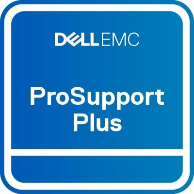 Dell garantie: 3Y Basic Onsite Service – 5Y ProSupport Plus for Enterprise with Mission Critical