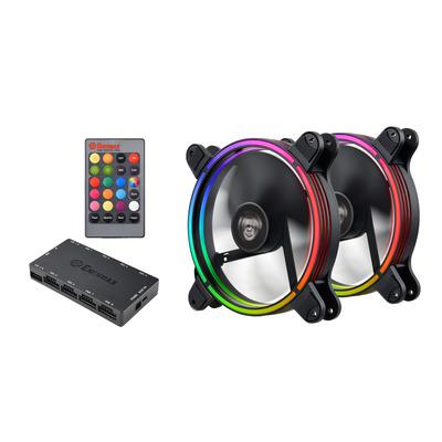 Enermax T.B. RGB Hardware koeling - Zwart