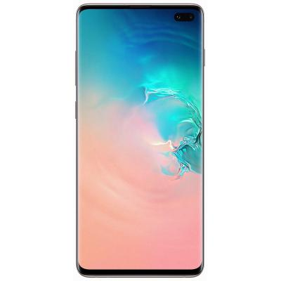 Samsung smartphone: Galaxy S10+ 512GB Dual SIM Wit