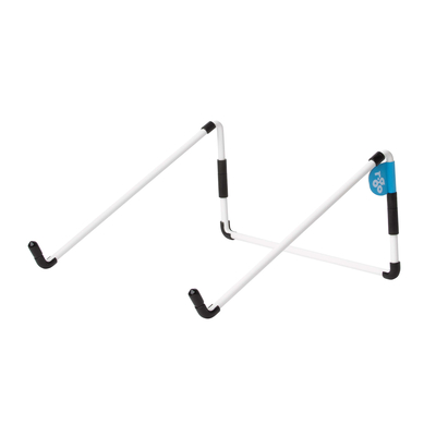 R-Go Tools R-Go Steel Travel Laptopstandaard, wit Notebooksteun