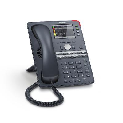 Snom ip telefoon: 760 - Antraciet