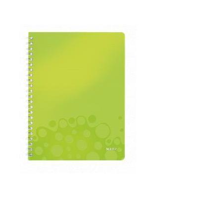 Leitz schrijfblok: A4, 80 gsm, 540g - Groen, Metallic