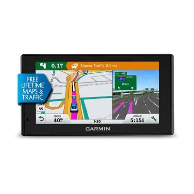Garmin navigatie: DriveSmart 60LMT-D - Zwart