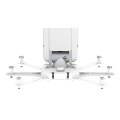 SMS Smart Media Solutions 30kg, 1000mm, white Projector plafond&muur steun - Wit