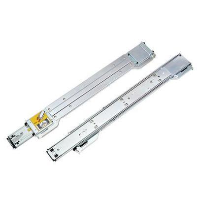 """Acti rack toebehoren: 48.26 cm (19 """") Rackmount Rails for INR-330, INR-410, INR-420 - Roestvrijstaal"""