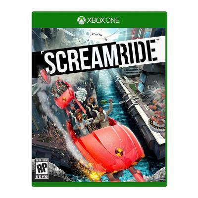 Microsoft game: Screamride, Xbox One