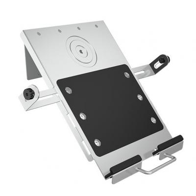 ICY BOX IB-MSA100-LH notebooksteun - Zwart, Zilver
