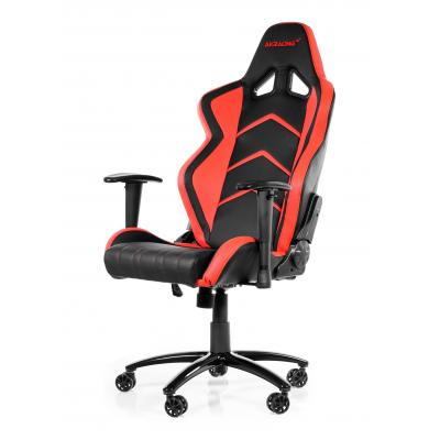 Akracing stoel: Player Gaming Chair, Black/Red